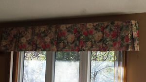 Floral Window Valance London Ontario image 2