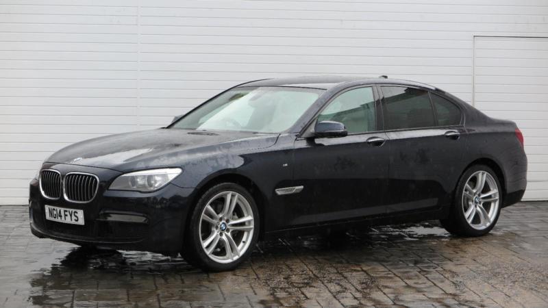 2014 BMW 7 Series 2014 14 BMW 7 Series 730D 3 0D M Sport Exclusive
