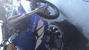 Yamaha yzf 426