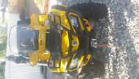 Excellent shape 800 can am XT