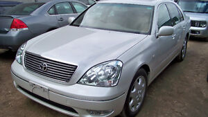 2001 Lexus LS430 JDM Like New Condition Only 24K