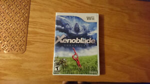 Xenoblade Chronicles, a classic for Wii! Price Adjusted!