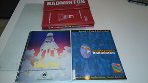 Badminton Books (6 items)