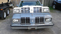 1979 Oldsmobile chrome Coupe (2 door)..$500.00 FIRM!