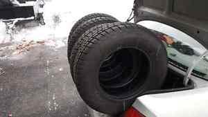 4 Cooper  winter tires less than 1000km of use Kitchener / Waterloo Kitchener Area image 7