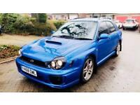 Subaru Impreza 2.0 Turbo WRX sti replica not fr gtd type r st