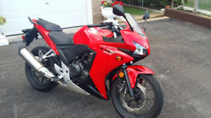 Selling my bike looking for a bigger one for this year