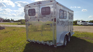 Wanted: Horse trailered from Bethune to Moose Jaw