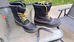 "Sorel winter boots ""1964 premium boot"" 10.5"