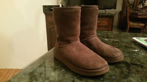 Uggs brown boots