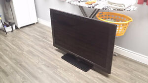 "Used Samsung 52"" LCD 1080p TV"