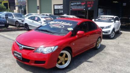 2008 Honda Civic Sedan AUTOMATIC REAL HEAD TURNER🔥 $7990 YES PLZ Slacks Creek Logan Area Preview