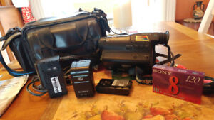 Video camcorder for sale