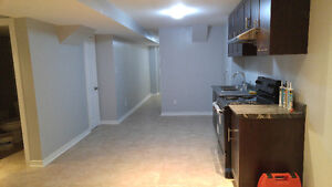Basement rent 2 bedroom Mount Pleasant Area Brampton