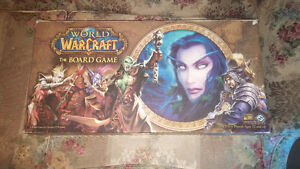 World of warcraft board game, all pieces included 100 obo Peterborough Peterborough Area image 3