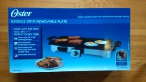Oster non-stick electric griddle