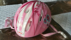 BELL Bicycle Helmet – Child (Girls) 54-56cm size