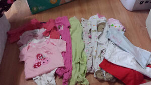Baby girl cloths forsale
