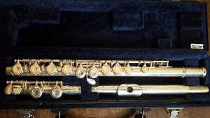 Serviced flutes for Band