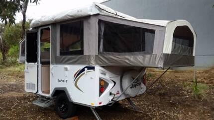 Jayco Swift Camper trailer