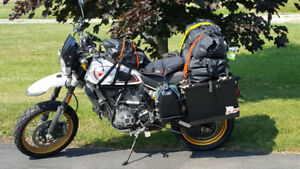 ALUMINUM MOTORCYCLE LUGGAGE