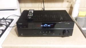 RXV-379 Yamaha Amplifier and Receiver