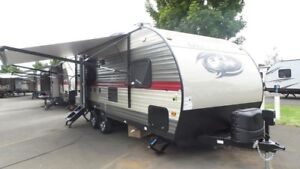 2019 GREY WOLF LTD 21 RB-FALL LIQUIDATION SALE-NOW ONLY $24880!!