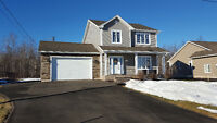 BEAUTIFUL MONCTON NORTH HOME