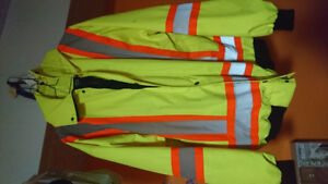 High Visibility Traffic Jacket (Used)