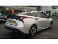 2020 Toyota PRIUS HATCHBACK 1.8 VVTi Business Edition 5dr CVT Auto Hatchback Pet