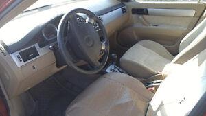 2005 Chevrolet Optra LS Berline