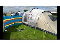 Wynnster bordeaux 6 man tent