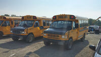 2000 Ford E-350 School buses Other