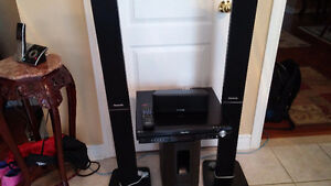 Panasonic HDMI DVD Home Theater System