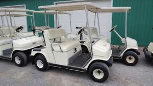 Yamaha G2 Gas Golf Carts