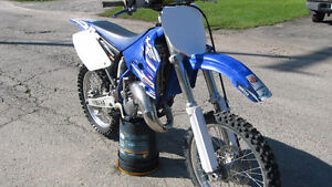 Clean Great Running YZ125
