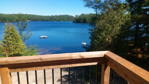 Cottage for rent in Muskoka - Many dates available