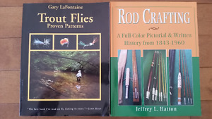 Fly Fishing Books for Sale