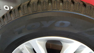 4 Toyo Tires and Rims Regina Regina Area image 3