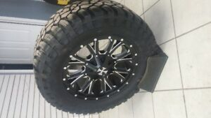 Tire and rim Packages