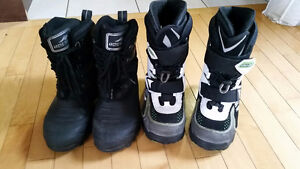 Boys winter boots Cambridge Kitchener Area image 1