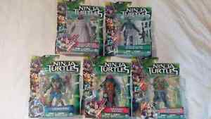 2014 TMNT Movie Figures 5""
