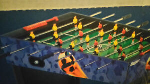 """New 48"""" Cooper Foosball / Soccer table  $70 FIRM"""