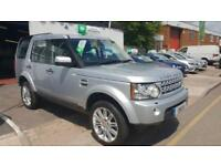 2011 (61) LAND ROVER DISCOVERY 3.0 4 SDV6 HSE 5DR AUTOMATIC