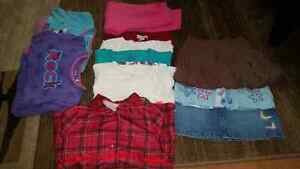 Various Size 6-7  and up Girls Clothes