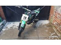 PRISTINE CONDITION LIFAN 125 PIT BIKE CROSSER OFF ROAD lifan 125