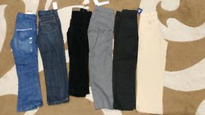 Boys size 7 pants BNWT