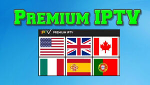 IPTV Indian/English/Arabic/European