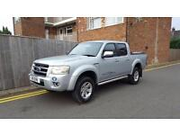 Ford Ranger 2.5TDCi (143PS) 4x4 XLT Thunder Double Cab 2006 ONLY 54K NO VAT