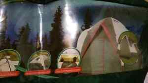 3,4 person Rainproof outdoor camping tent